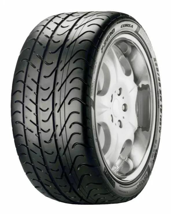 245/30  R20  Pirelli P Zero Corsa Asimmetrico L 90Y XL Вид 0