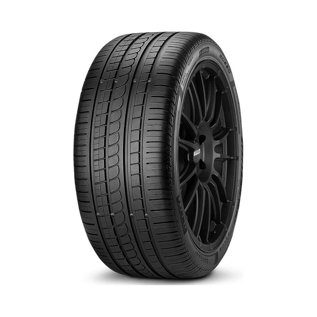 255/50  R18  Pirelli P Zero Rosso 102Y Вид 0