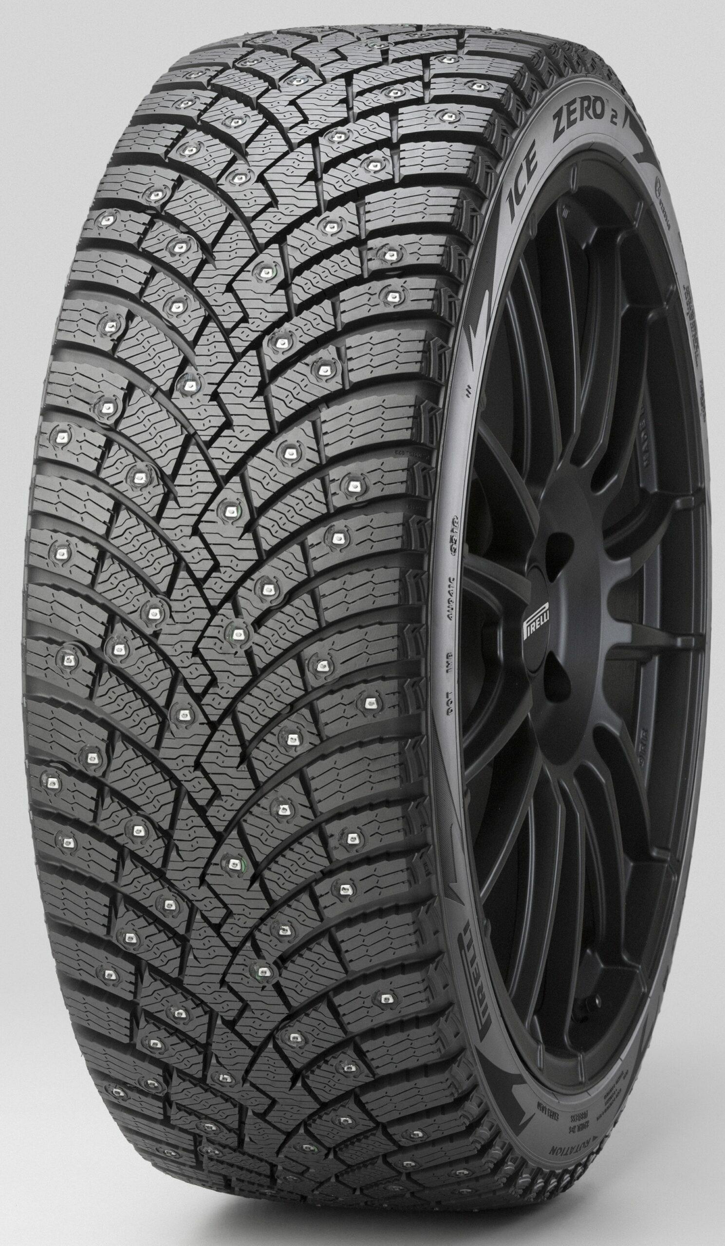 205/60  R16  Pirelli Scorpion Ice Zero 2 шип 96T Уценка Вид 0