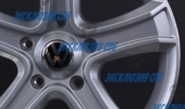 Реплика (LS) VW32 6.5x16 5x120 65.1 ET51 3D Вид 2