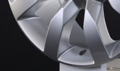 Replica (FR) 9910/BK-080 8x18 5x112 57.1 ET43 3D Вид 1