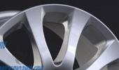 Replica (LS) B62 7x15 5x120 74.1 ET20 3D Вид 3
