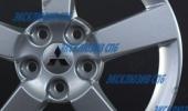 Replica (LS) Mi15 6.5x17 5x114.3 67.1 ET46 3D Вид 2