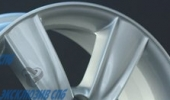 Replica (LS) LX7 7x17 5x114.3 60.1 ET50 3D Вид 3