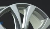 Replica (LS) MZ23 7.5x18 5x114.3 67.1 ET45 3D Вид 3