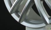 Replica (LS) VW13 8x18 5x130 71.6 ET57 3D Вид 1