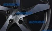AEZ Lascar 8x17 5x114.3 71.6 ET38 3D Вид 2