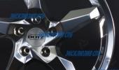 Dotz Touge Blaze 8x18 5x114.3 71.6 ET40 3D Вид 2