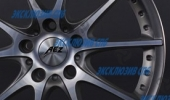 AEZ Tidore dark 8x18 5x120 72.6 ET35 3D Вид 2