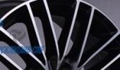 MAK Rapide ice black 9x18 5x108 72 ET45 3D Вид 3