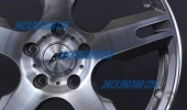 AEZ Tacana 8x18 4x100 60.1 ET35 3D Вид 2