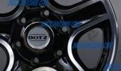 Dotz Hammada Dark 8x17 6x114.3 66.1 ET30 3D Вид 2