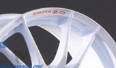 OZ Ultraleggera 8x17 5x114.3 75 ET40 3D Вид 3