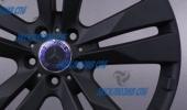 Replica (LS) MB78 8.5x20 5x112 66.6 ET56 3D Вид 2
