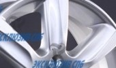 Replica (LS) SK24 6x15 5x100 57.1 ET43 3D Вид 3