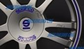 Sparco Rally 7.5x17 5x108 73.1 ET45 3D Вид 2
