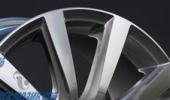 MAK Iguan graphite mirror 8x17 5x112 76 ET42 3D Вид 3