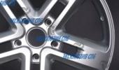 Replica (LS) VW21 8x18 5x130 71.6 ET53 3D Вид 2