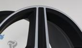 Replica (LS) MB75 8.5x18 5x112 66.6 ET54 3D Вид 3