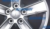 Replica (LS) Mi25 6.5x16 5x114.3 67.1 ET46 3D Вид 2