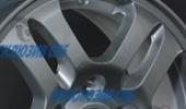 Replica (LS) SZ23 6x15 5x114.3 60.1 ET50 3D Вид 3