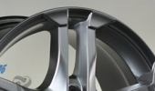Replica (FR) 565 Toyota 8x17 5x150 110.2 ET60 3D Вид 3