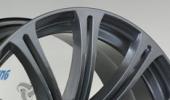 Replica (LS) B84 7.5x17 5x120 72.6 ET20 3D Вид 3