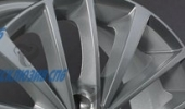Реплика (LS) VW71 6.5x16 5x112 57.1 ET33 3D Вид 3