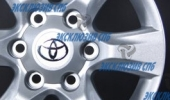 Replica (LS) TY68 8.5x20 6x139.7 106.1 ET25 3D Вид 2