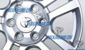 Replica (FR) 268 8.5x20 6x139.7 106.2 ET25 3D Вид 2