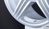 Replica (LS) MB74 8.5x18 5x112 66.6 ET41 3D Вид 1