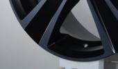 MAK Fuoco 5 ice black 6.5x16 5x114.3 66.1 ET45 3D Вид 1