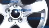 BTS BTS A309 silver 8.5x18 5x112 66.6 ET35 3D Вид 2