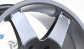 Alessio Cobra 8x18 5x150 120.3 ET35 3D Вид 3