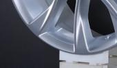 Replica (LS) MZ39 7.5x17 5x114.3 67.1 ET50 3D Вид 1