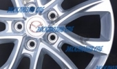 Replica (LS) MZ39 7x17 5x114.3 67.1 ET50 3D Вид 2