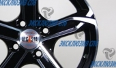 Alcasta M19 6.5x16 4x100 54.1 ET52 3D Вид 2