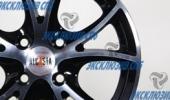 Alcasta M07 5.5x14 4x100 60.1 ET49 3D Вид 2