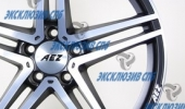 AEZ Portofino dark 9.5x19 5x112 66.6 ET25 3D Вид 2