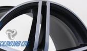 AEZ Portofino dark 9.5x19 5x112 66.6 ET25 3D Вид 3