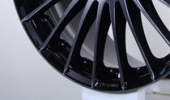 AEZ Valencia dark 8x18 5x108 70.1 ET45 3D Вид 1