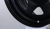 Dotz Dakar Dark 7x16 5x165 122.5 ET-20 3D Вид 1