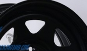 Dotz Dakar Dark 7x16 5x165 122.5 ET-20 3D Вид 3