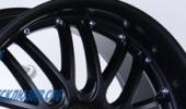 Dotz Mugello Dark 6.5x15 4x100 60.1 ET35 3D Вид 3