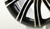 Replica (LS) B91 8x18 5x120 72.6 ET20 3D Вид 1