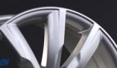 Replica (LS) A42 8x19 5x112 66.6 ET39 3D Вид 3