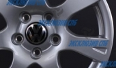 Replica (LS) VW14 6.5x16 5x112 57.1 ET50 3D Вид 2