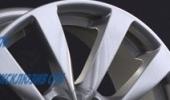 Replica (LS) VW26 7x16 5x112 57.1 ET50 3D Вид 3