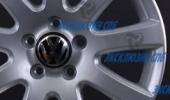 Replica (LS) VW5 6x15 5x100 57.1 ET43 3D Вид 2