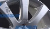 Replica (LS) VW5 6x15 5x100 57.1 ET43 3D Вид 3